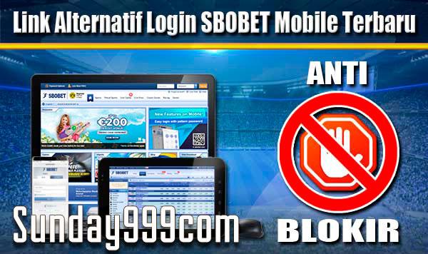 link login sbobet