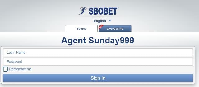 agent sunday999